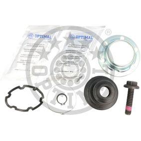 Faltenbalgsatz, Antriebswelle OPTIMAL Art.No - CVB-10232CR OEM: 7M0498201A für VW, AUDI, SKODA, SEAT kaufen