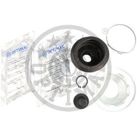 OPTIMAL Faltenbalgsatz, Antriebswelle 8N0498201A für VW, AUDI, SKODA, SEAT bestellen