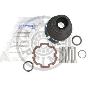 Faltenbalgsatz, Antriebswelle OPTIMAL Art.No - CVB-10305CR OEM: 321498201E für VW, AUDI, SKODA, SEAT kaufen