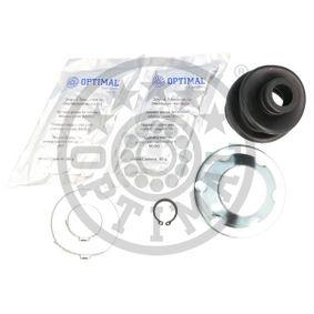 Faltenbalgsatz, Antriebswelle OPTIMAL Art.No - CVB-10350CR OEM: A2013500537 für MERCEDES-BENZ kaufen