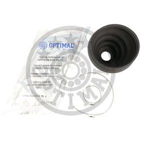 Cv joint gaiter CVB-10355CR OPTIMAL