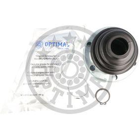 Faltenbalgsatz, Antriebswelle OPTIMAL Art.No - CVB-10454CR kaufen