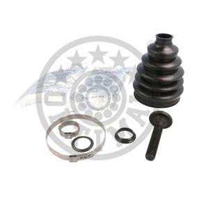 Faltenbalgsatz, Antriebswelle OPTIMAL Art.No - CVB-10516TPE OEM: 3B0498203A für VW, AUDI, SKODA, SEAT kaufen