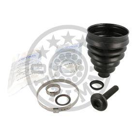 OPTIMAL Faltenbalgsatz, Antriebswelle 3B0498203A für VW, AUDI, SKODA, SEAT bestellen