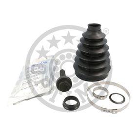 Faltenbalgsatz, Antriebswelle OPTIMAL Art.No - CVB-10545TPE OEM: 7M0498203 für VW, AUDI, FORD, SKODA, SEAT kaufen