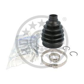 Faltenbalgsatz, Antriebswelle OPTIMAL Art.No - CVB-10575TPE OEM: 9209314 für OPEL, VAUXHALL kaufen