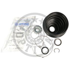 OPTIMAL Faltenbalgsatz, Antriebswelle 6QE498203A für VW, AUDI, SKODA, SEAT bestellen