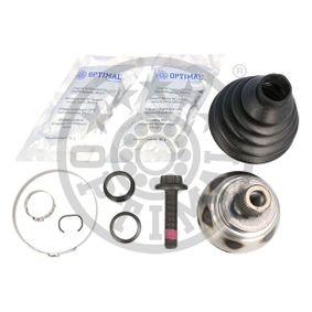 Gelenksatz, Antriebswelle OPTIMAL Art.No - CW-2505 OEM: 1K0498099B für VW, AUDI, SKODA, SEAT, PORSCHE kaufen