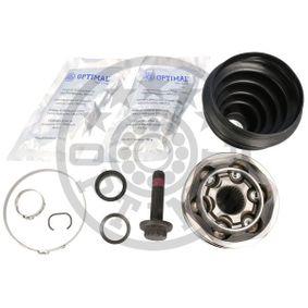 OPTIMAL Gelenksatz, Antriebswelle 1K0498099B für VW, AUDI, SKODA, SEAT, PORSCHE bestellen