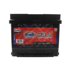 MAPCO Starterbatterie 105052
