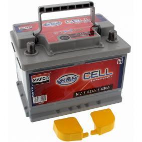 MAPCO Autobatterie 105063