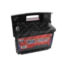 71751136 für FIAT, ALFA ROMEO, LANCIA, Starterbatterie MAPCO (105063) Online-Shop