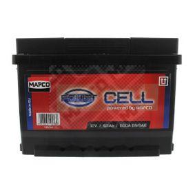 MAPCO 105063 Starterbatterie OEM - 71751136 ALFA ROMEO, FIAT, LANCIA, ALFAROME/FIAT/LANCI günstig