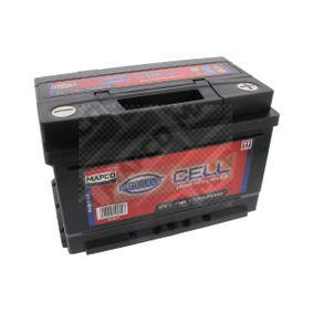 Startovací baterie 105077 MAPCO