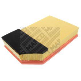 MAPCO Luftfilter 8638600 für VOLVO bestellen