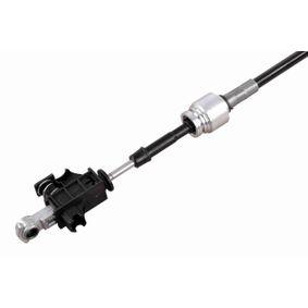 Gear shift cable V24-0563 VAICO