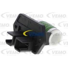 VEMO Resistor interior blower V24-79-0010