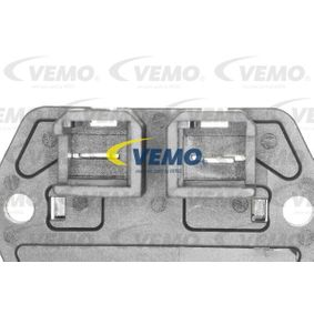 Blower motor resistor V24-79-0010 VEMO