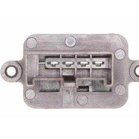 Blower motor resistor V24-79-0011 VEMO