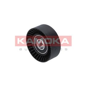 KAMOKA R0019 Spannrolle, Keilrippenriemen OEM - 64557786287 BMW günstig