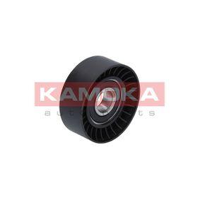 KAMOKA R0062 Spannrolle, Keilrippenriemen OEM - 1201181 FORD, SKF, PEX, AKS DASIS, A.B.S., CTR, ACR, STARK, RIDEX günstig