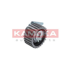 Tensioner Pulley, timing belt KAMOKA Art.No - R0241 OEM: 55183527 for VAUXHALL, OPEL, FIAT, LAND ROVER, ALFA ROMEO buy