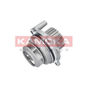 Wasserpumpe KAMOKA Art.No - T0029 OEM: 06B121011B für VW, AUDI, SKODA, SEAT, PORSCHE kaufen