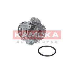 Wasserpumpe KAMOKA Art.No - T0033 OEM: 06A121012G für VW, AUDI, SKODA, SEAT, PORSCHE kaufen