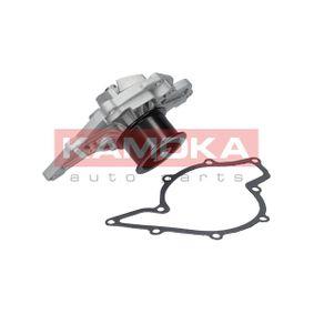 Wasserpumpe KAMOKA Art.No - T0040 OEM: 059121004B für VW, AUDI, SKODA, SEAT, PORSCHE kaufen