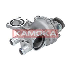 KAMOKA T0043 Wasserpumpe OEM - 037121010C ALFA ROMEO, AUDI, FORD, SEAT, SKODA, VW, VAG, METELLI, HEPU, GK, BRINK, AKRON-MALÒ, KAMOKA, PATRON, ÜRO Parts, CUPRA günstig