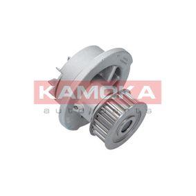 R1160030 für OPEL, CHEVROLET, ALFA ROMEO, VAUXHALL, Wasserpumpe KAMOKA (T0232) Online-Shop