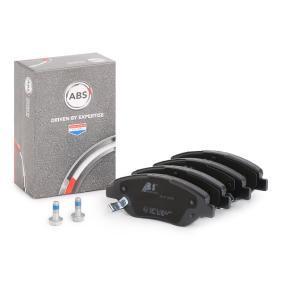 77368553 für FIAT, Bremsbelagsatz, Scheibenbremse A.B.S. (35147) Online-Shop