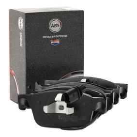 8W0698151AG für VW, AUDI, SKODA, SEAT, Bremsbelagsatz, Scheibenbremse A.B.S. (35149) Online-Shop