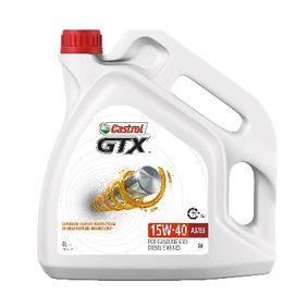 ACEA B3 Motorový olej (15809F) od CASTROL objednejte si levně