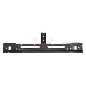 VAN WEZEL Frontverkleidung Equipart für Fahrzeuge ohne Klimaanlage innen mittlerer Teil Halteblech 3734665 in Original Qualität