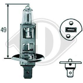 Крушка с нагреваема жичка, фар за дълги светлини LID10012 онлайн магазин