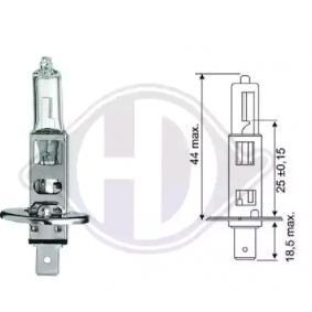 Glühlampe, Fernscheinwerfer (LID10013) von DIEDERICHS kaufen