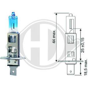Glühlampe, Fernscheinwerfer LID10014 Online Shop
