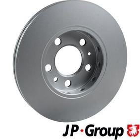 JP GROUP Bremsscheibe 8Z0615301D für VW, AUDI, SKODA, SEAT, SMART bestellen