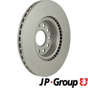 JP GROUP Bremsscheibe 5N0615301 für VW, AUDI, SKODA, SEAT, ALFA ROMEO bestellen
