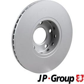 JP GROUP Bremsscheibe 4B0615301B für VW, AUDI, SKODA, SEAT, PORSCHE bestellen