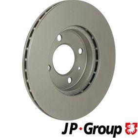 JP GROUP Bremsscheibe 6N0615301D für VW, MERCEDES-BENZ, AUDI, SKODA, SEAT bestellen