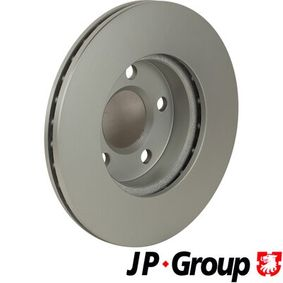JP GROUP Bremsscheibe 7D0615301A für VW, AUDI, SKODA, SEAT, PORSCHE bestellen