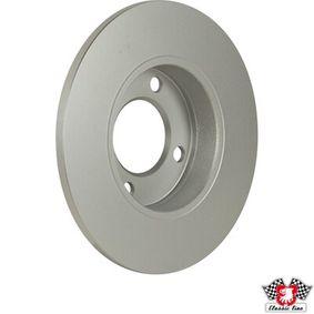 JP GROUP Bremsscheibe 811615301 für VW, AUDI, FIAT, SKODA, SEAT bestellen