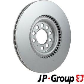 JP GROUP Bremsscheibe 8N0615301A für VW, AUDI, SKODA, SEAT bestellen