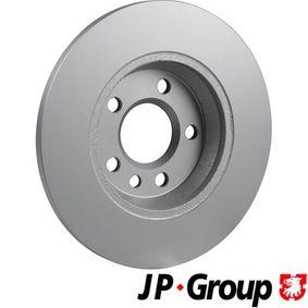 JP GROUP Bremsscheibe 7D0615601C für VW, AUDI, FORD, SKODA, SEAT bestellen