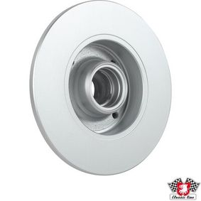JP GROUP Bremsscheibe 191615601A für VW, AUDI, SKODA, SEAT, PORSCHE bestellen