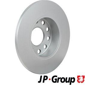 JP GROUP Bremsscheibe 1K0615601L für VW, AUDI, SKODA, SEAT, PORSCHE bestellen
