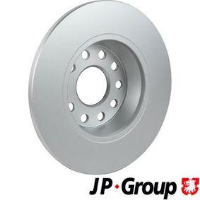 Притискателен диск на съединителя 1163205900 JP GROUP