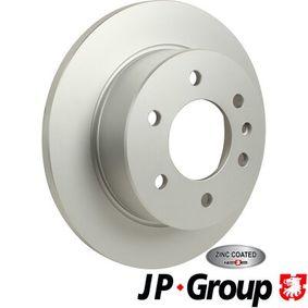 Bremsscheibe JP GROUP Art.No - 1163207200 OEM: 9064230012 für VW, MERCEDES-BENZ, SMART, CHRYSLER, RENAULT TRUCKS kaufen